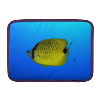 Millet-seed Butterflyfish MacBook Air Sleeves