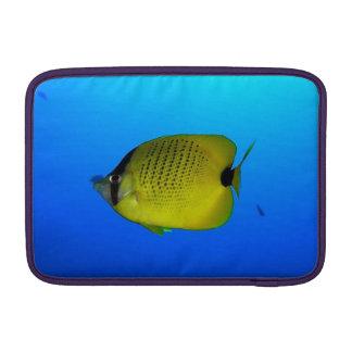 Millet-seed Butterflyfish MacBook Sleeve