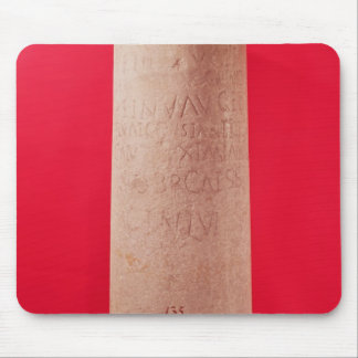 Milliary column mouse pad