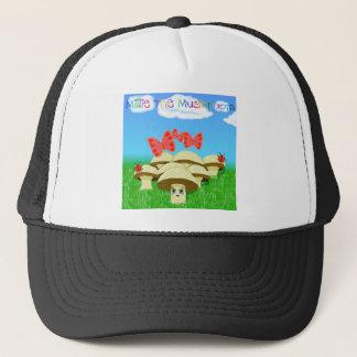 Millie The Mushroom Trucker Hat
