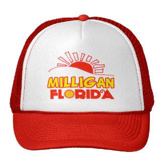 Milligan, la Florida Gorras De Camionero