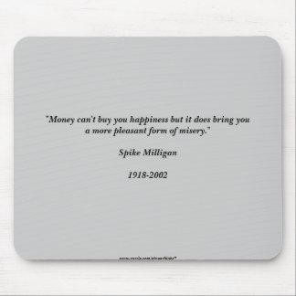 Milligan Quote Mouse Mat