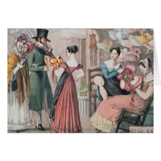 Milliners , printed by Charles Joseph Card