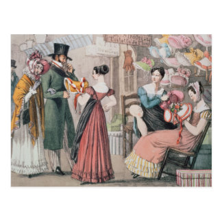 Milliners , printed by Charles Joseph Postcard