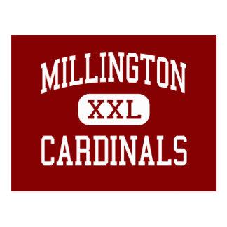 Millington - Cardinals - High - Millington Postcard