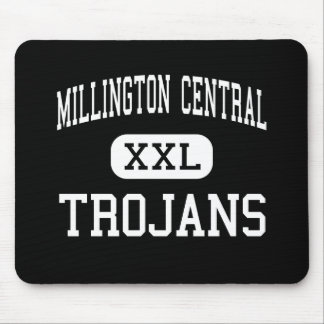 Millington Central - Trojans - High - Millington Mouse Pad