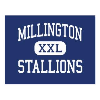 Millington Stallions Middle Millington Postcard