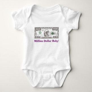 Million Dollar Baby! Baby Bodysuit