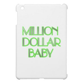 MILLION DOLLAR BABY iPad MINI CASES