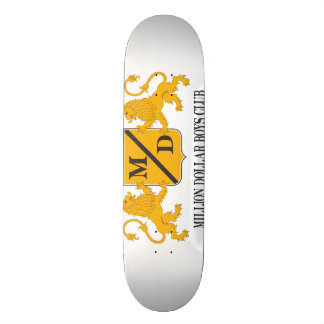 Million Dollar Boys Club Skater Skateboard