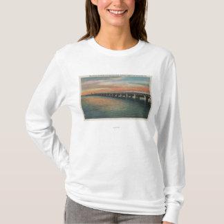Million Dollar Bridge over Manatee River, T-Shirt