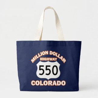 MILLION DOLLAR HIGHWAY COLORADO 550 BAGS