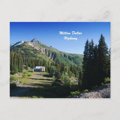 Million Dollar Highway Postcard