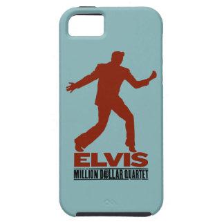 Million Dollar Quartet Elvis iPhone SE/5/5s Case