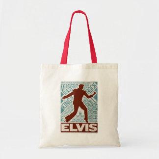 Million Dollar Quartet Elvis Type Tote Bag