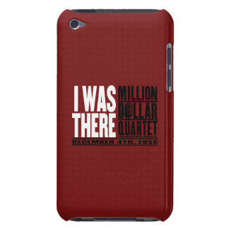"""Million Dollar Quartet """"I Was There"""" iPod Touch Cover"""