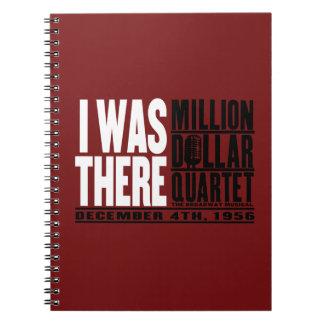 "Million Dollar Quartet ""I Was There"" Journal"