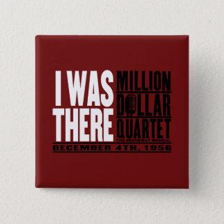 "Million Dollar Quartet ""I Was There"" Pinback Button"
