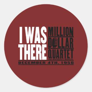 Million Dollar Quartet I Was There Sticker