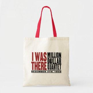 "Million Dollar Quartet ""I Was There"" Tote Bag"