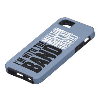 """Million Dollar Quartet """"I'm With the Band"""" iPhone SE/5/5s Case"""