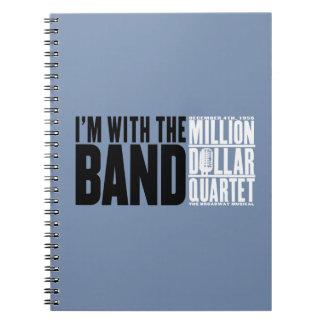 "Million Dollar Quartet ""I'm With the Band"" Journals"