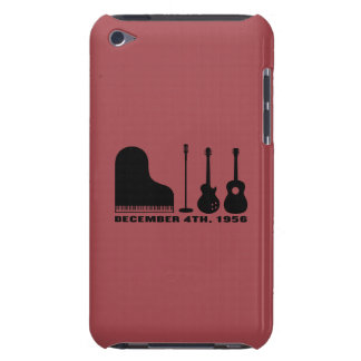 Million Dollar Quartet Instruments - Black Barely There iPod Cover
