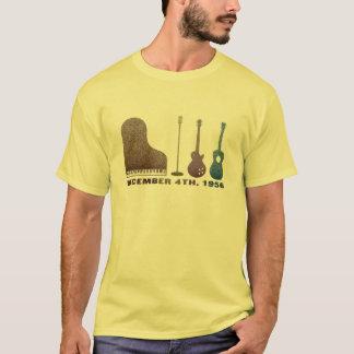 Million Dollar Quartet Instruments - Color T-Shirt