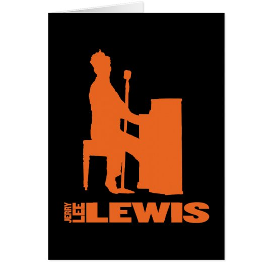 Million Dollar Quartet Lewis Card