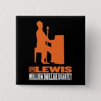 Million Dollar Quartet Lewis Pinback Button