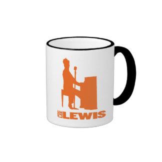 Million Dollar Quartet Lewis Ringer Mug