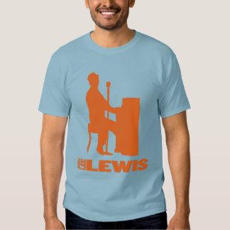 Million Dollar Quartet Lewis T Shirt