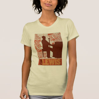 Million Dollar Quartet Lewis Type T-Shirt