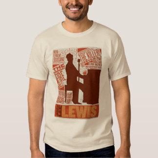 Million Dollar Quartet Lewis Type T Shirt