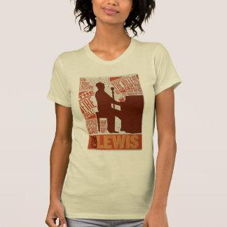 Million Dollar Quartet Lewis Type Tee Shirt