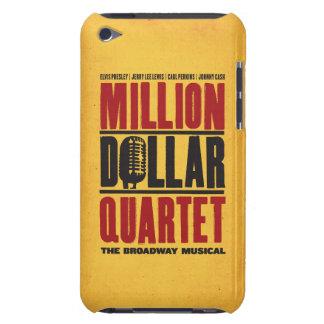 Million Dollar Quartet Logo iPod Touch Case