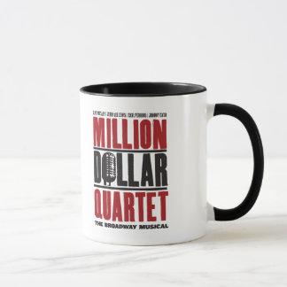 Million Dollar Quartet Logo Mug
