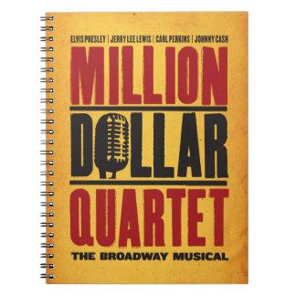 Million Dollar Quartet Logo Journals