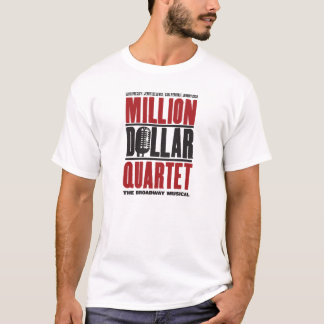 Million Dollar Quartet Logo T-Shirt