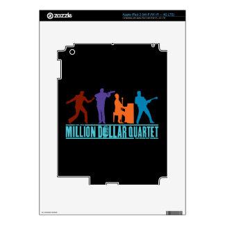 Million Dollar Quartet On Stage iPad 3 Skins