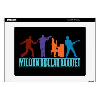 Million Dollar Quartet On Stage Laptop Decal