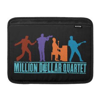 Million Dollar Quartet On Stage MacBook Sleeve