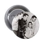 Million Dollar Quartet Photo 2 Inch Round Button