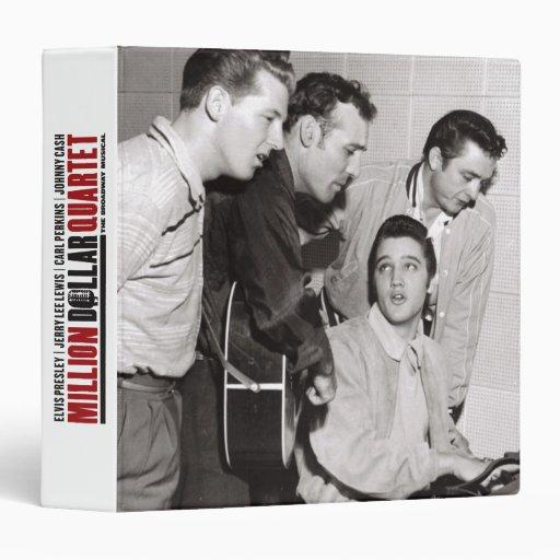 Million Dollar Quartet Photo Binder