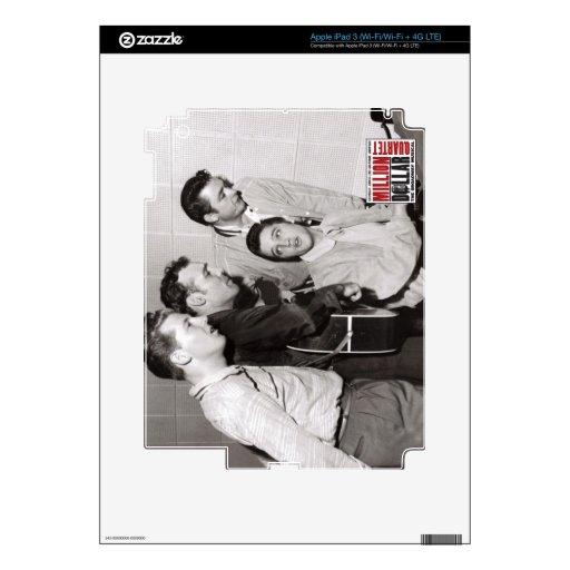 Million Dollar Quartet Photo Decal For iPad 3