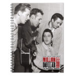 Million Dollar Quartet Photo Note Books