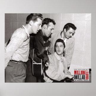 Million Dollar Quartet Photo Posters