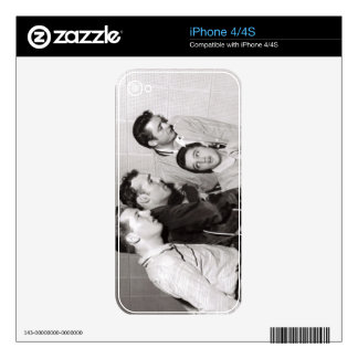 Million Dollar Quartet Photo Skins For The iPhone 4S