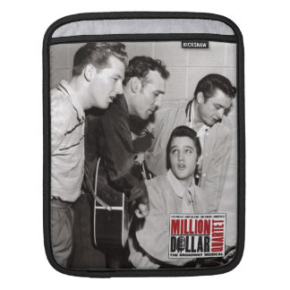 Million Dollar Quartet Photo Sleeve For iPads