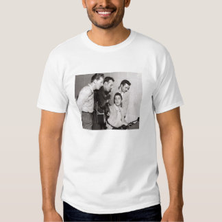 Million Dollar Quartet Photo T Shirts